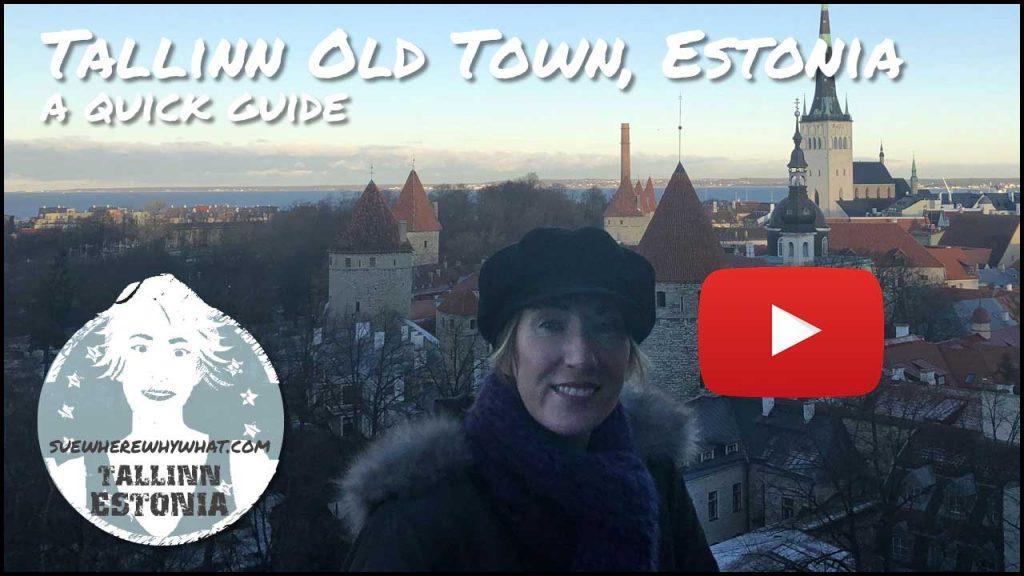 Tallinn Old Town, a guide for a short gettaway - Estonia, Europe