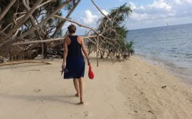 Travelling Through Grief & Overcoming Social Awkwardness