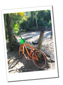 Puerto Viejo, hire a bike and listen to Reggae, Costa Rica Coast