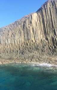 Glaronisia Islets, rock formation, Milos Boat Tour, Greece