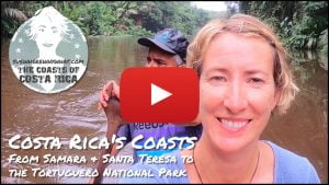 Costa Rica's Coasts - Central America & Caribbean