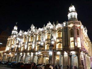 Gran-Teatro,Havana, Cuba
