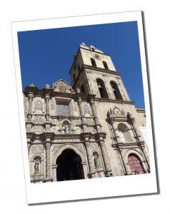 Igledsia San Fransico, Catholic Church, La Paz, Bolivia