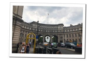 Admiralty Arch, London