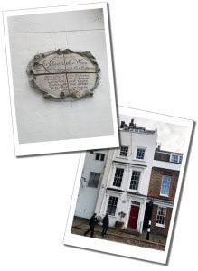 Christopher Wren's House, London