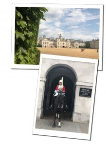 Horseguards Parade, London