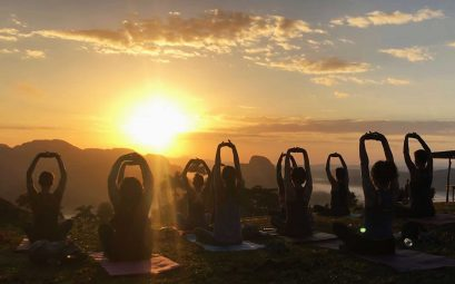 SWWW Viñales Yoga Hike
