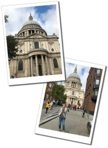 SueWhereWhyWhat, St.Pauls Cathedral, London
