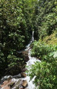 Waterfall Hike Guaranil