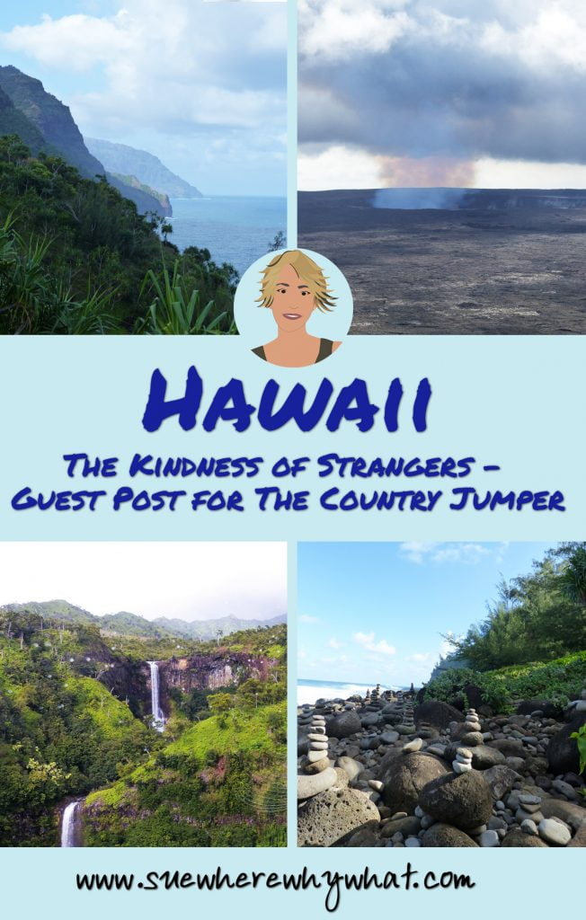 The Kindness of Strangers Guest Post for The Country Jumper Quarter Pin
