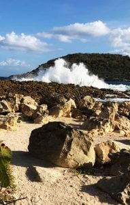 Antigua-Sea-On-the-rocks