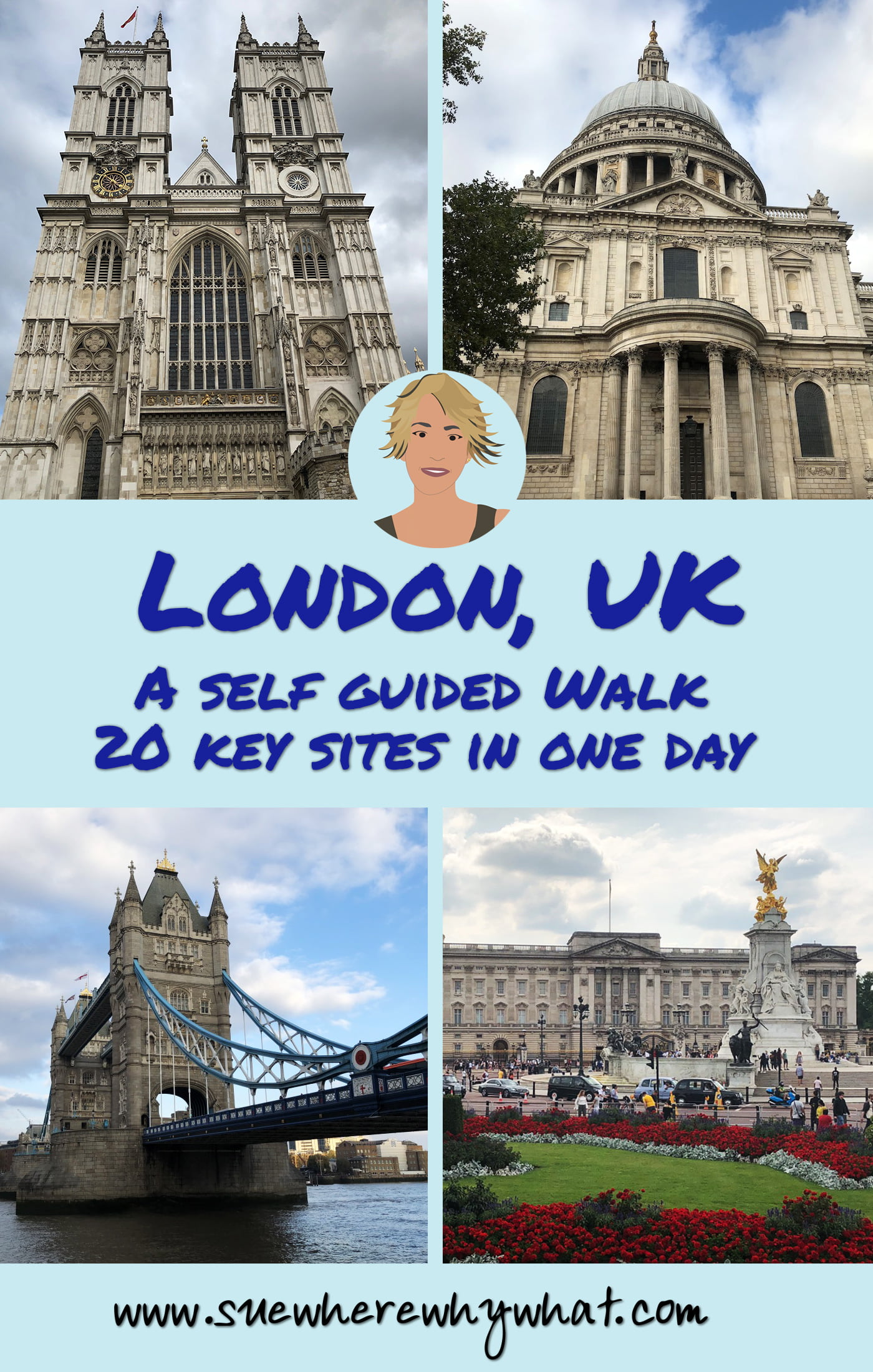Looking for the perfect walk around London? Directions & detours which includes St Paul's Cathedral, Millennium Bridge, Tate Modern, London Eye, Houses of Parliament, Big Ben, Westminster Abbey, Buckingham Palace, Trafalgar Square, Piccadilly Circus, Leicester Square, Regent Street, Oxford Street & lots more in between! All from the viewpoint of a local who has taken this route hundreds of times.