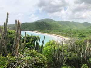 The 'Secret' Rendezvous Beach, Antigua