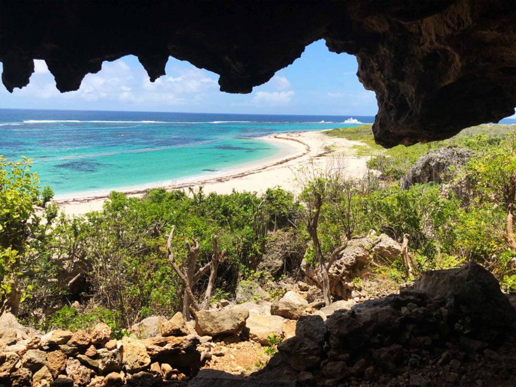 Two Foot Bay Cave, Barbuda