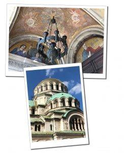 St.Alexander Nevsky Cathedral, Sofia, Bulgaria