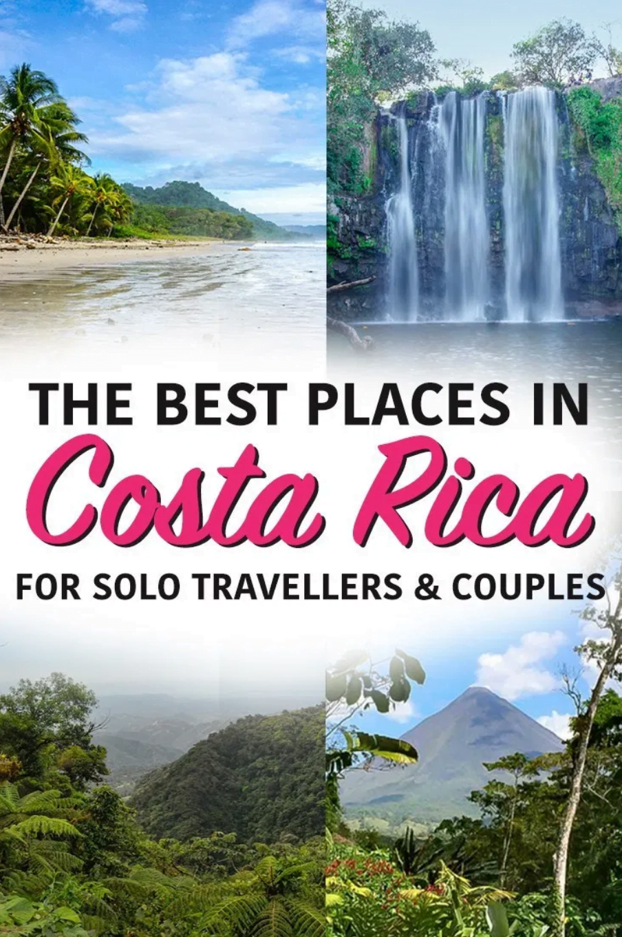 The Best Places To Visit In Costa Rica – Collaborative Post For Nina Near & Far Blog