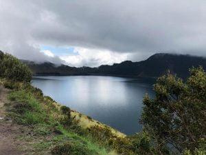 Laguna Mohanda, Ecuador