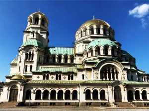 St Alexander Nevsky Cathedral, Sofia, Bulgaria