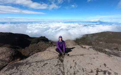 Climbing Mount Kilimanjaro in 8 Days Lemosho Route Part 2