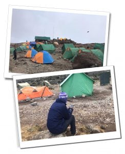 Karanga Camp, Mount Kilimanjaro