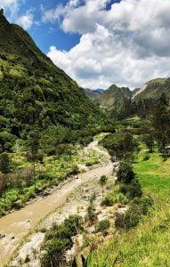 Hiking the Quilotoa Loop, Ecuador