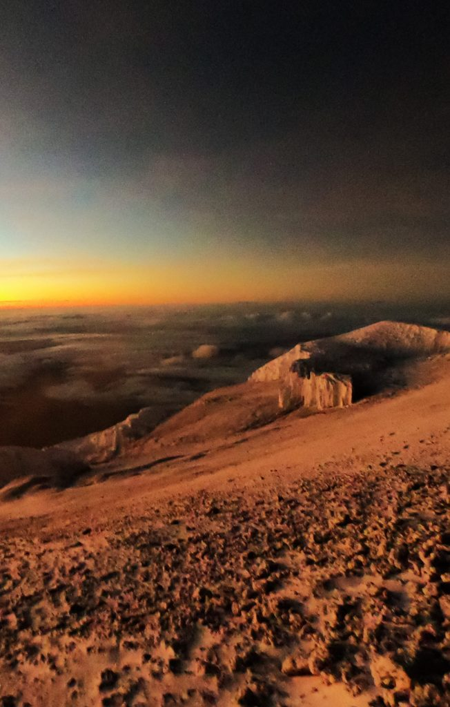 Sunrise, Mount Kilimanjaro