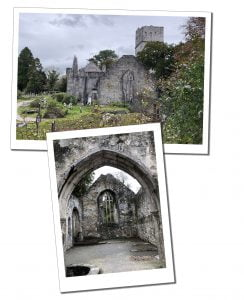 Muckross Abbey, Ring of Kerry, Ireland
