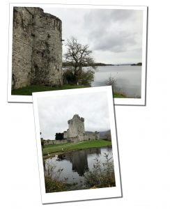 Ross Castle, Ring of Kerry, Ireland