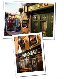 The Excellent traditional pubs on The Ring of Kerry, Ireland