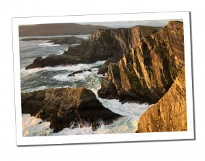 Cliffs, Ireland's Beautiful Wild Atlantic Way in 5 Days – Kerry & Cork