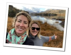 SWWW and friend - Ring of Kerry Itinerary