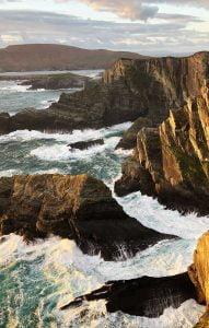 Kerry Cliffs, Portmagee, Co. Kerry, Ireland