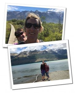 SWWW and Vikky Queenstown Hike, New Zealand