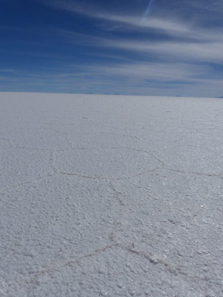 Salt, Uyuni Salt Flats, Bolivia
