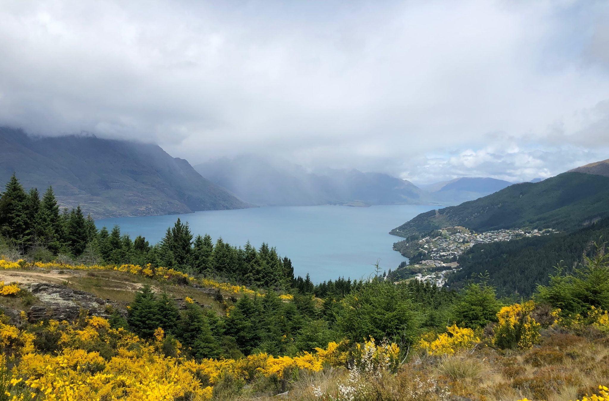 Queenstown Hike, New Zealand