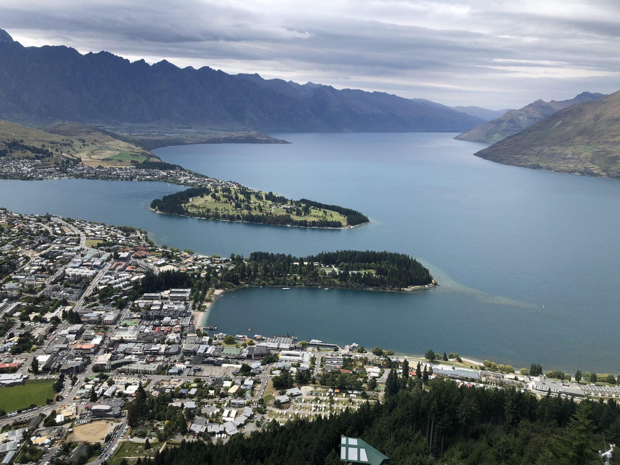 Skyline Gondola, George Town, New Zealand