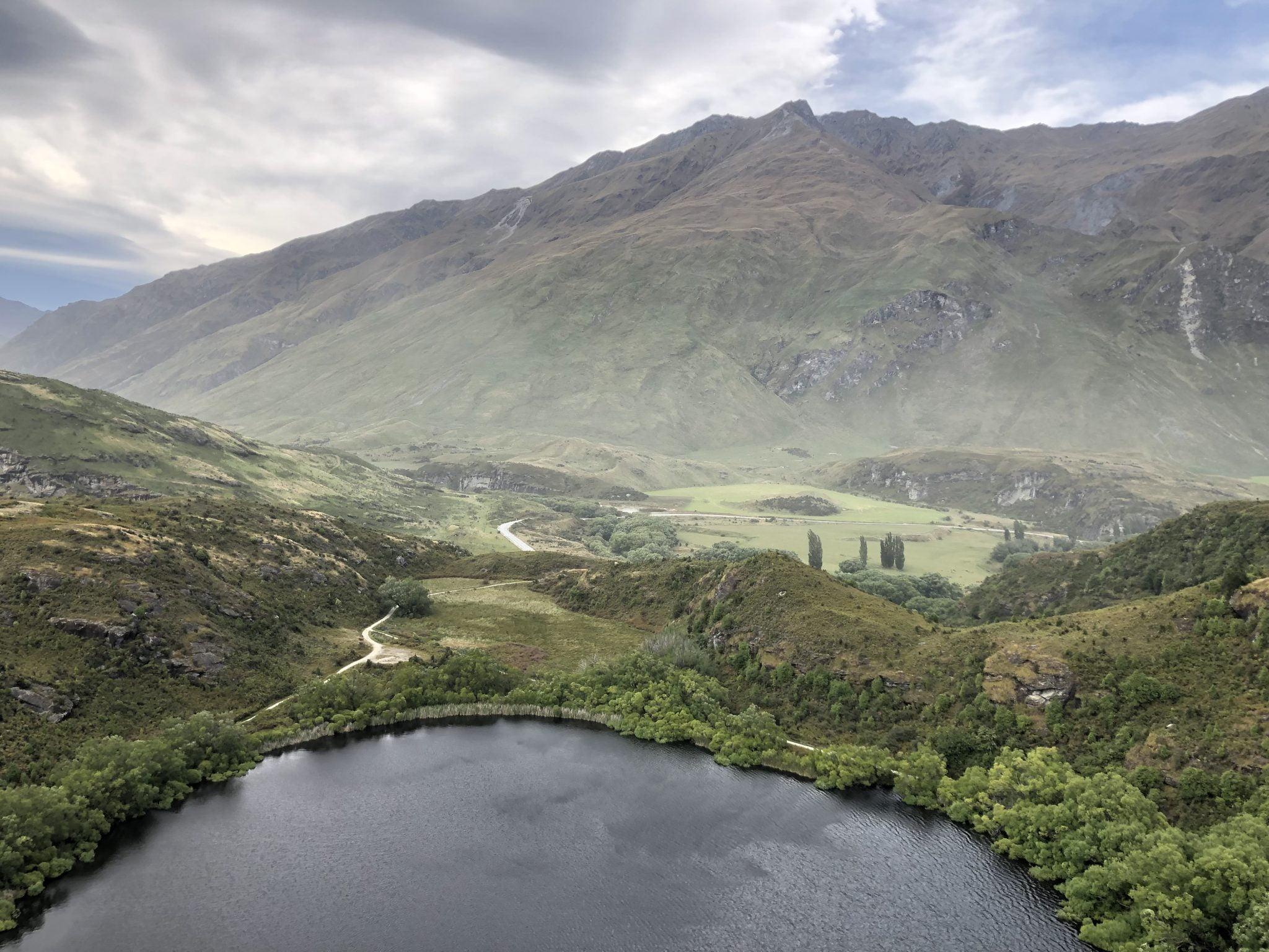 Views Lake Wanaka, New Zealand