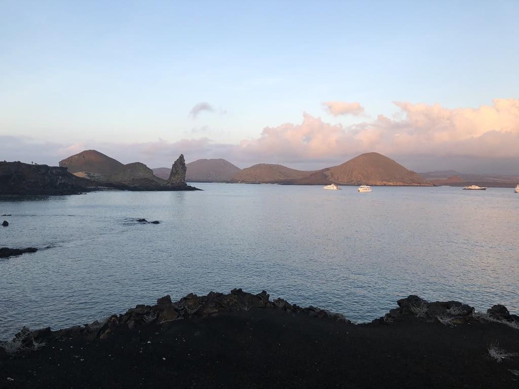 Bartolóme Island, Pinnacle Rock, Galápagos, Ecuador