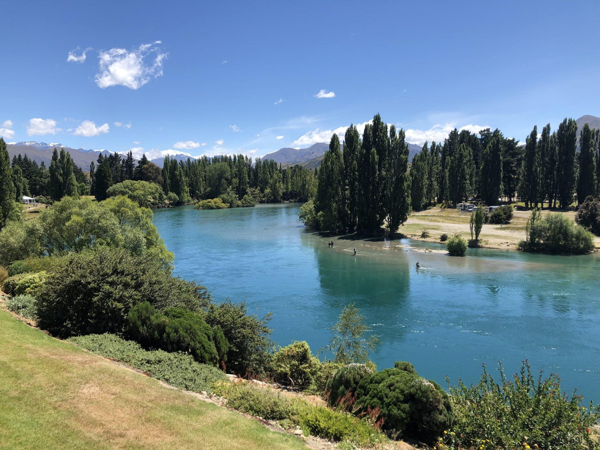 Albert Town, Wanaka, New Zealand