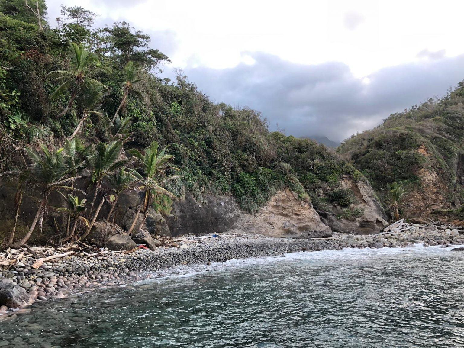 Hampstead Beach, Dominica