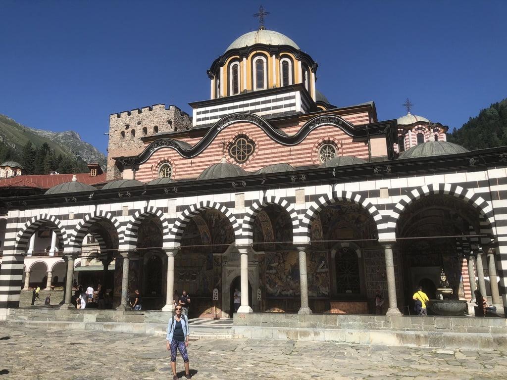 Rila Monastery, Sofia, Bulgaria