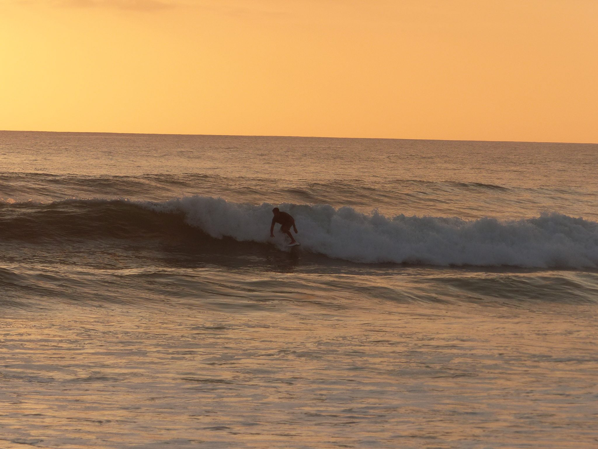 A Surfer, Santa Teresa, Costa Rica