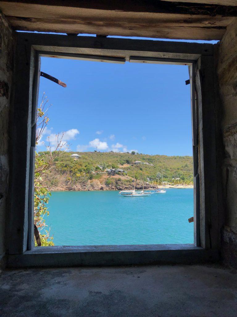 Fort James, Antigua