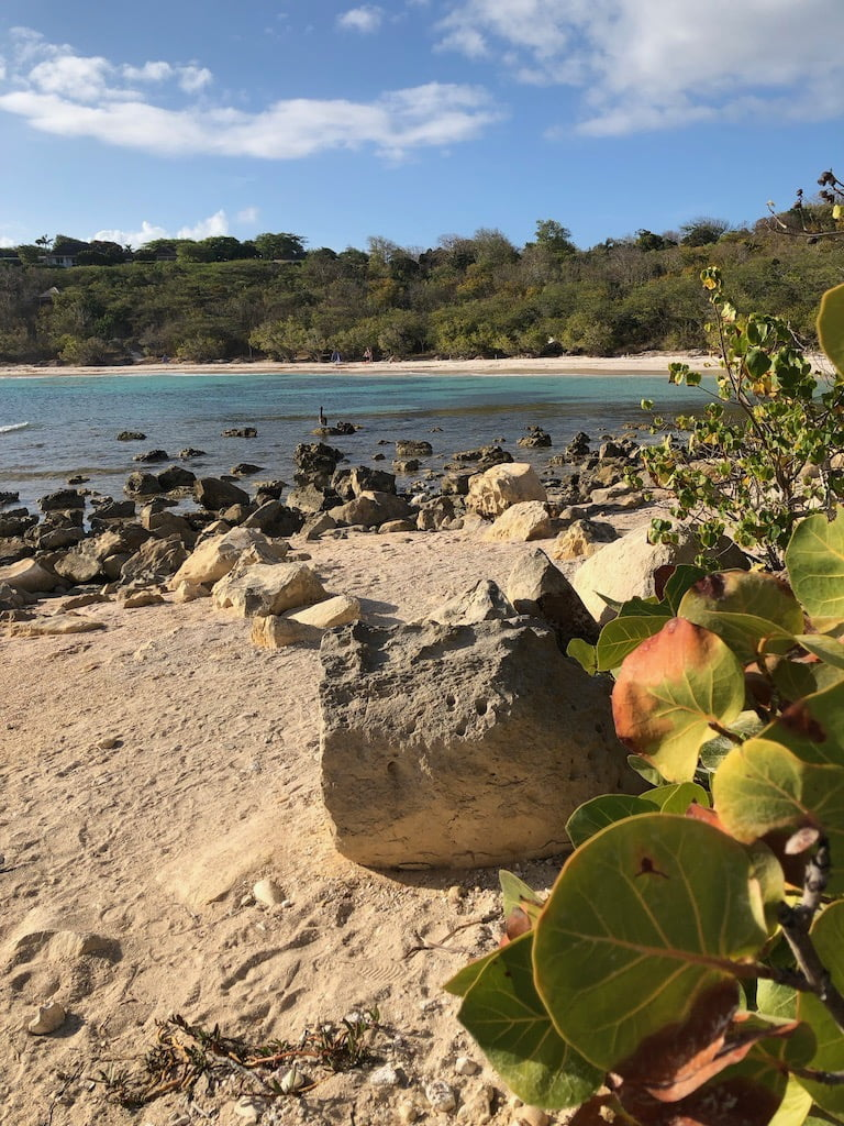 Half Moon Bay, Antigua, Beach