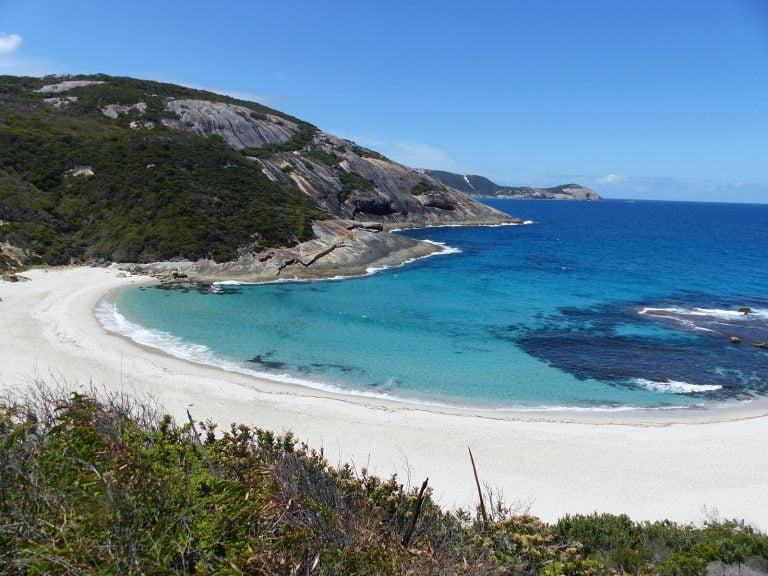 A Bay Scene, Western Australia