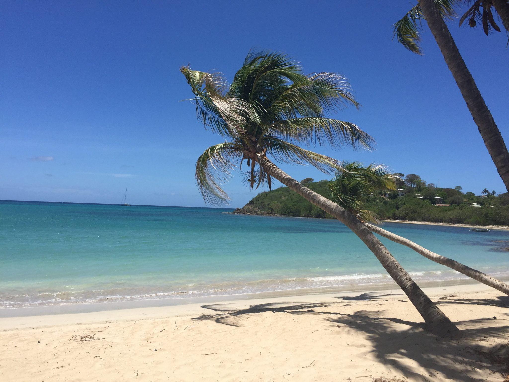 Antigua, Beach