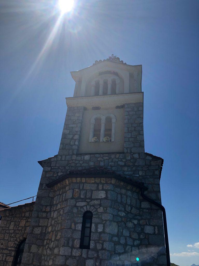 Lake Ohrid Monastery, Macedonia