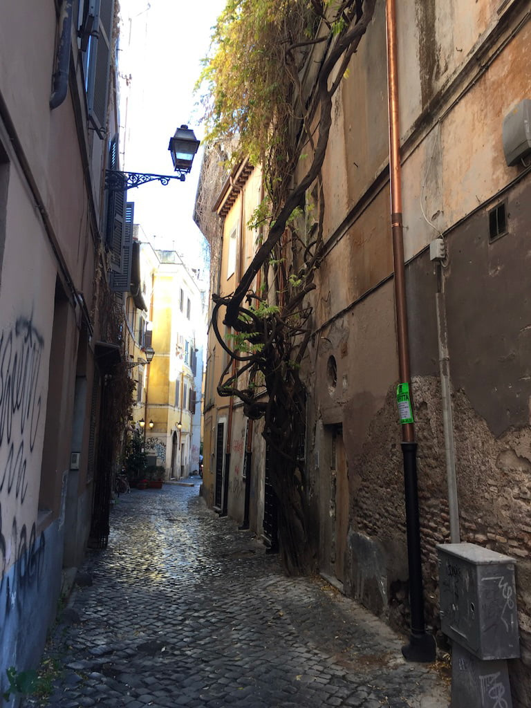 Back Streets, Rome, Italy