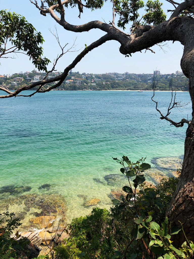 Spit to Manly hike, Sydney, Australia