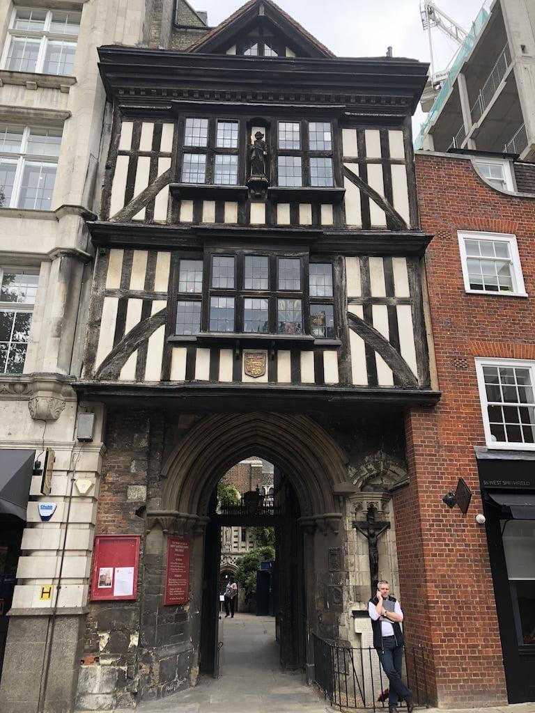 St Bartholomew Hospital, London